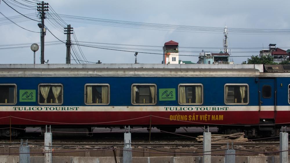 SP-1 at Hanoi station